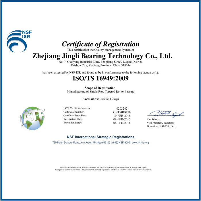 Quality Management System ISO9001-2000